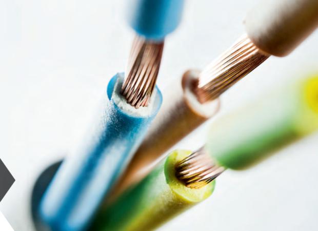Обработка многожильных кабелей