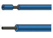 Komax Cosmic 48R / 48RX – Станки для зачистки коаксиальных кабелей: схема обработки проводов фото 2