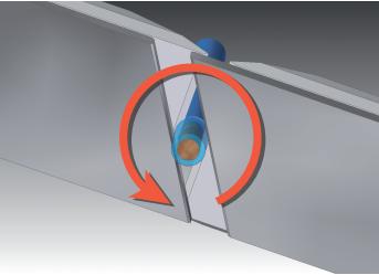 Komax Cosmic 48R / 48RX – Станки для зачистки коаксиальных кабелей: схема