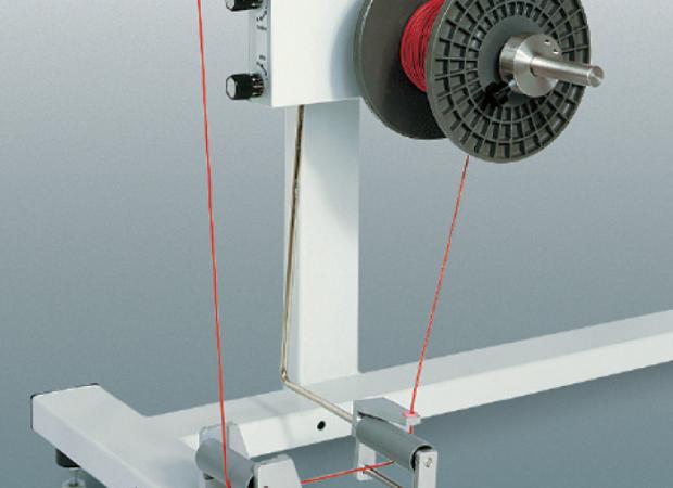 Komax 104 – пассивный размотчик провода с катушек