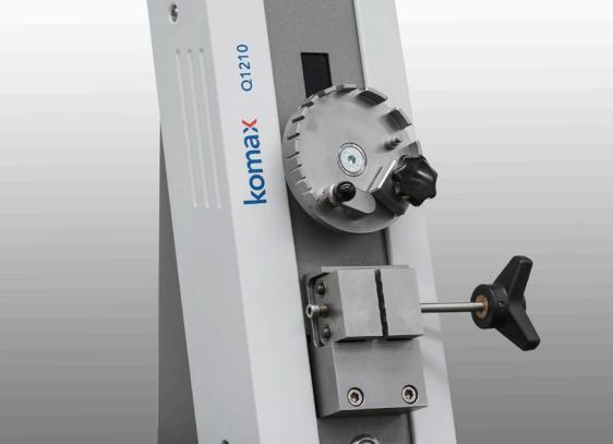 Komax Q1210 – разрывная машина