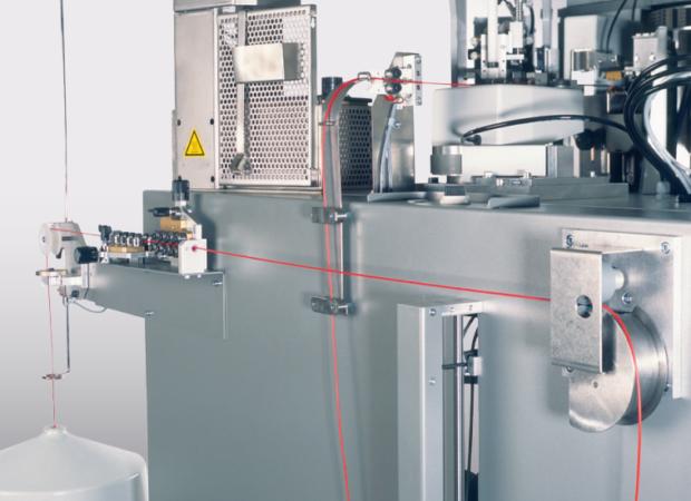 Komax Gamma 255 – станок для автоматической обработки провода: процесс работы