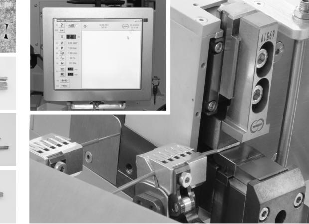 Komax Alpha 356 – станок для комплексной обработки проводов: компьютеризированное управление