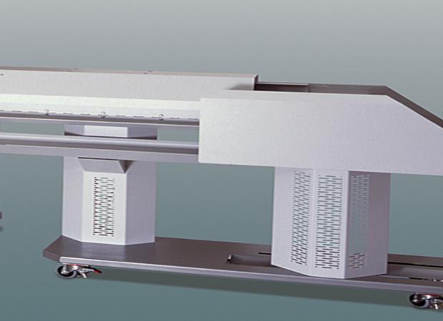 Komax dps 375 - Приёмный конвейер для складирования проводов