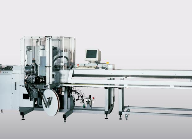 Komax Alpha 477 – станок для автоматической обработки проводов, производства спарок
