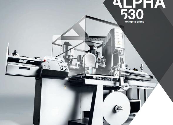 Komax Alpha 530 - автоматическая линия для обработки проводов с возможностью опрессовки