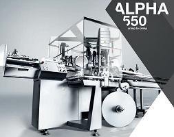 Komax Alpha 550 – автоматическая линия обработки проводов