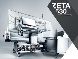 Komax Zeta 630 – станок для автоматизации электромонтажа шкафов управления
