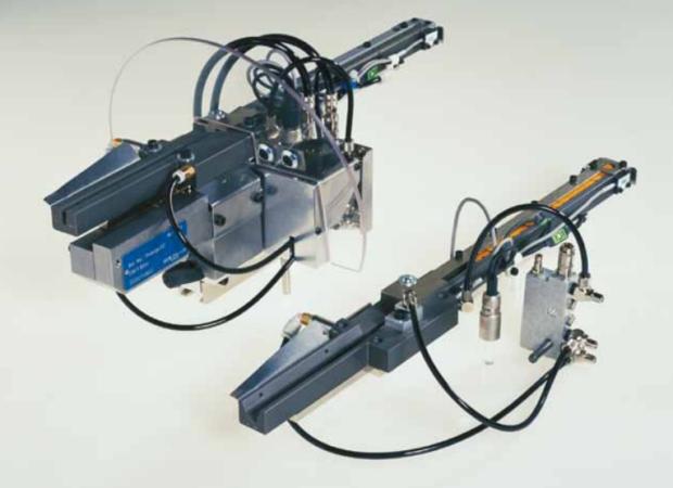 Komax mci 761 - модуль установки уплотнителей: фото деталей