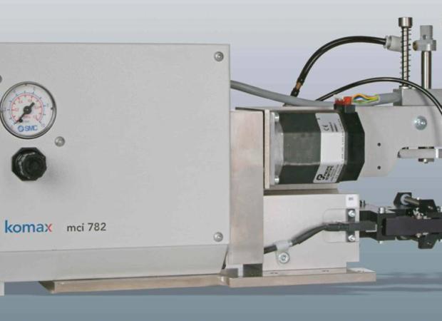 Komax mci 782 - модуль для подкрутки жилы провода
