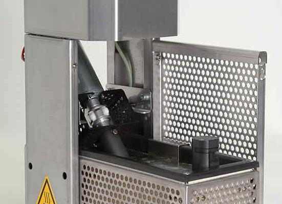 Komax ioc 785 - устройство для флюсования и лужения провода