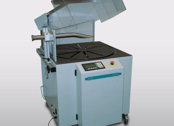 Komax KRI 800-T - Высокопроизводительный кольцеукладчик