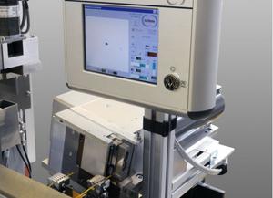 Komax Schunk - станция ультразвуковой сварки конца провода (компактирования)