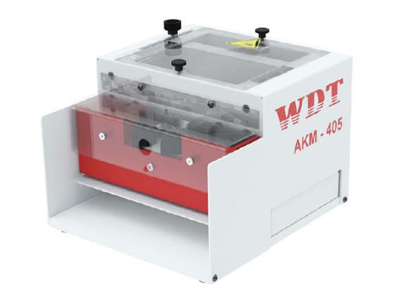 Wezag WDT AKM 405 - Пневматический станок для снятия изоляции