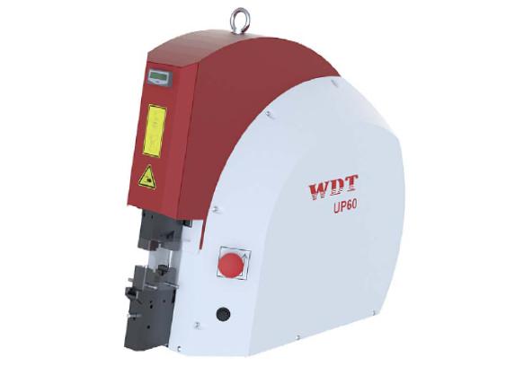 Пневматический станок для опрессовки серии Wezag WDT UP 60