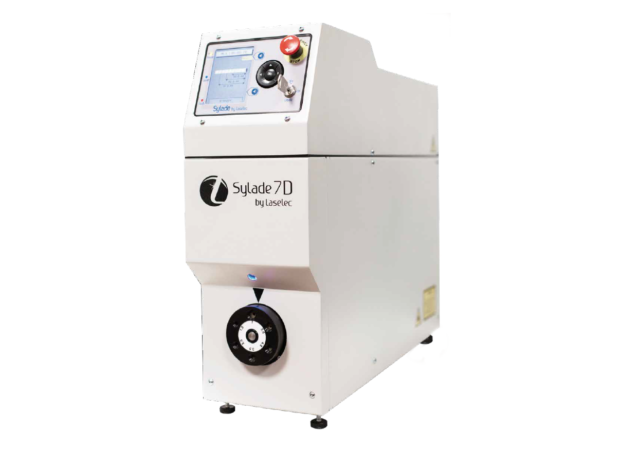 Лазерный станок для зачистки проводов Laselec Sylade 7 Bench Top