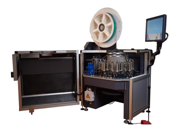 Laselec BRAIDO - установка оплетения жгутов и проводов