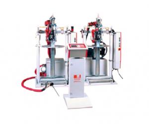 УСТАНОВКА PCM LAMINAT LF – дозирование, перемешивание и заливка ламинирующих адгезивов