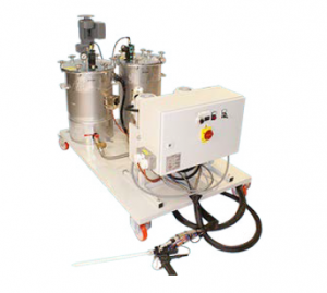 Установка Process Gear Mix (PGM) 101/2 — дозирующие системы для обработки низковязких материалов