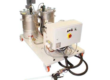 Установка Process Gear Mix (PGM) 101/2 - дозирующие системы для обработки низковязких материалов