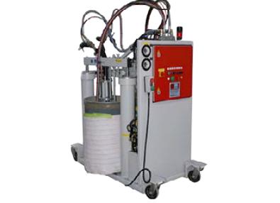 Установка PolyTool 8120 - гидроприводная система для обработки материалов со средней и высокой удельной плотностью
