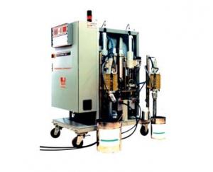 УСТАНОВКА POWERSPRAY 2051/4051 – дозирование и перемешивание, приготовление смесей в промышленных объемах