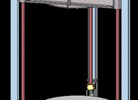 Вспомогательное оборудование для трансформаторных производств: 3-х-опорные бобинные прессы