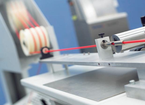 Komax ads 119 – Размотчик провода с катушек: процесс работы