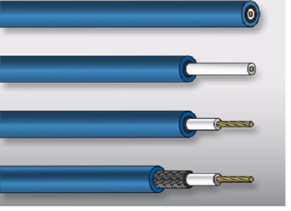 Komax Cosmic 42R – Станок для зачистки микро-коаксиальных кабелей: схема обработки кабелей