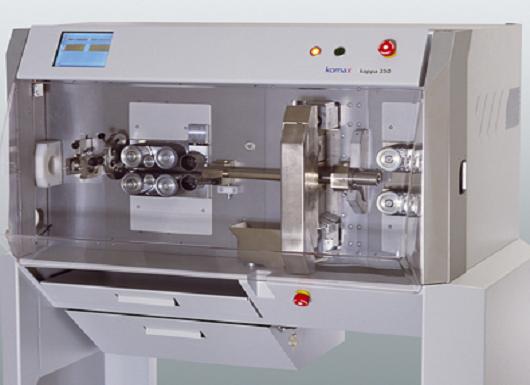 Komax Kappa 350 – Cтанок для автоматической мерной резки и зачистки проводов