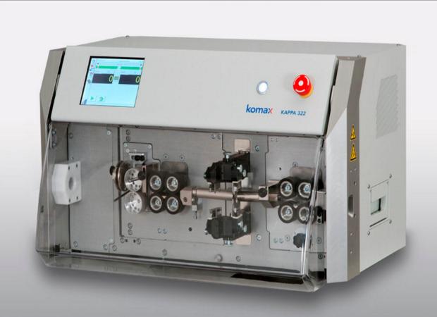 Komax Kappa 322 – Станок автоматической для мерной резки и зачистки проводов