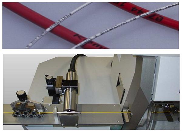 Обработка проводов на станке Komax Kappa 330