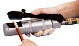 Оборудование для зачистки эмалированного провода