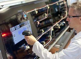 Laselec EasyWiring - Цифровой стол для мониторинга производства в реальном времени: процесс работы