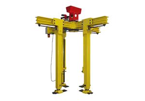 Вспомогательное оборудование для трансформаторных производств