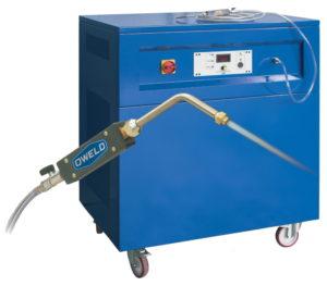 Электролизно-водные генераторы OWELD для пайки цветных металлов