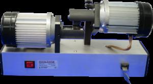 BTM 2 — настольное устройство для зачистки медного провода со щетками из стальной проволоки
