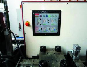 Автоматический станок для навивки кольцевых ступенчатых магнитопроводов