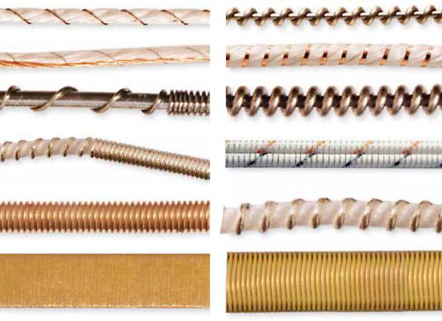 примеры спиральной намотки