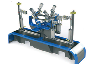 Оборудование для формовки секций обмоток
