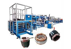 Оборудование для производства электрических двигателей