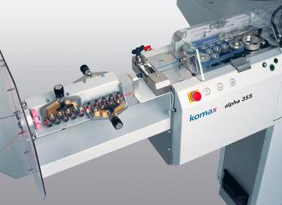 Станок для комплексной обработки проводов Komax Alpha 355 S