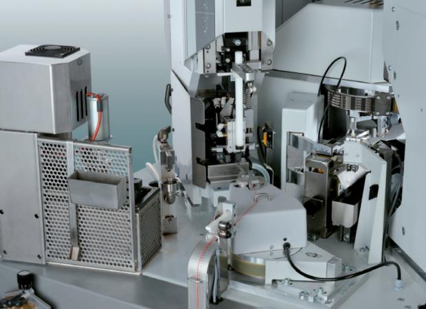 Станок для автоматической обработки провода Komax Gamma 255