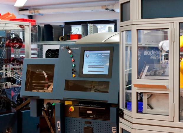 Laselec Rapidshare - автоматизированная обработка проводов и кабелей с лазерной маркировкой: панель управления